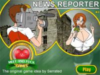News Reporter Icon