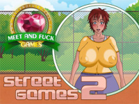 Street Games 2 Icon