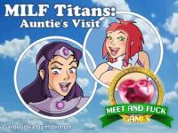 Milf Titans Icon
