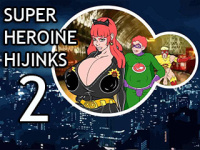 Super Heroine Hijinks 2 Icon