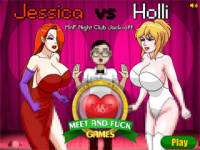 Jessica vs Holli Icon
