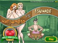 Matsumoto vs Tsunade Icon
