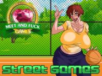 Street Games Icon