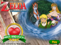 The Legend of Zelda: Twilight Fuck Icon